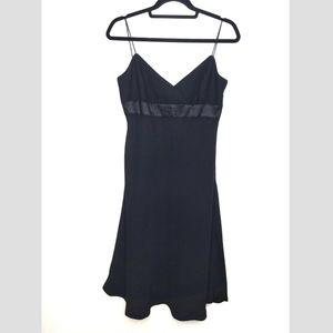 JONES WEAR vintage 90s little black dress size 12